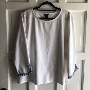 Ann Taylor - 3/4 Length Sleeve - XL